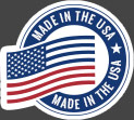 All of our products are made in the USA